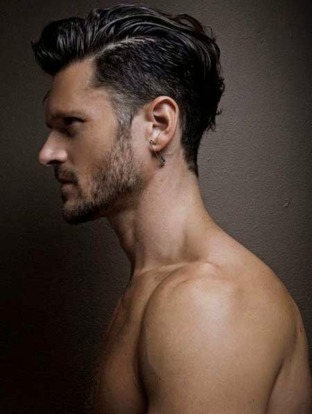 Men Fashion Hairstyles 2014 In the best trendy hair