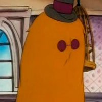 The Top 50 Animated Characters Ever: 49. Cousin Itt