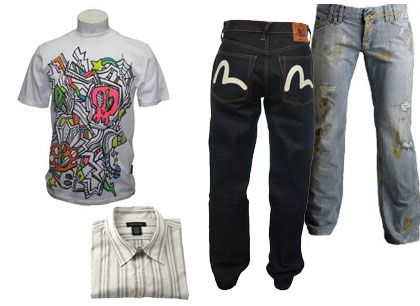 Discount Designer Clothes Men's outfits you want to buy