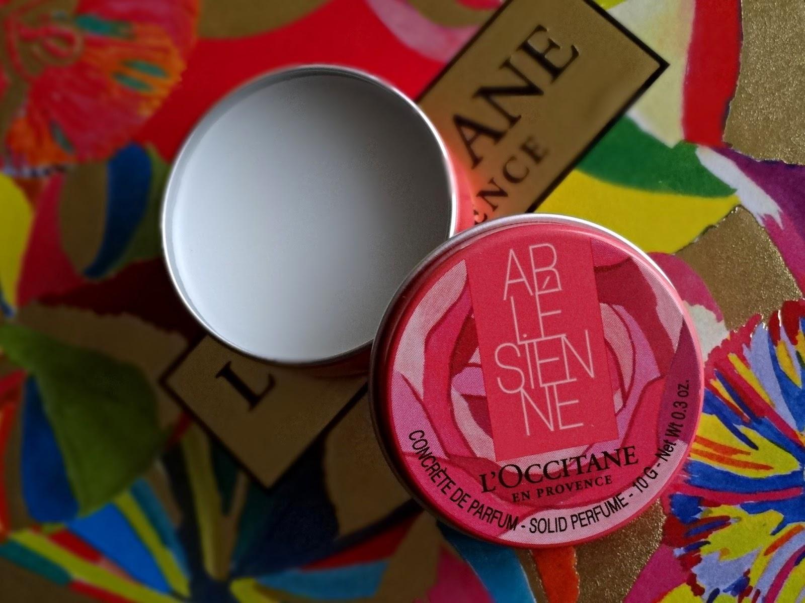 L'occitane Arlesienne Solid Perfume