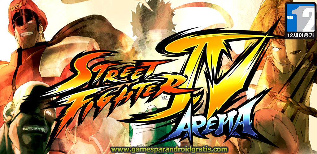 Download Street Fighter IV Arena