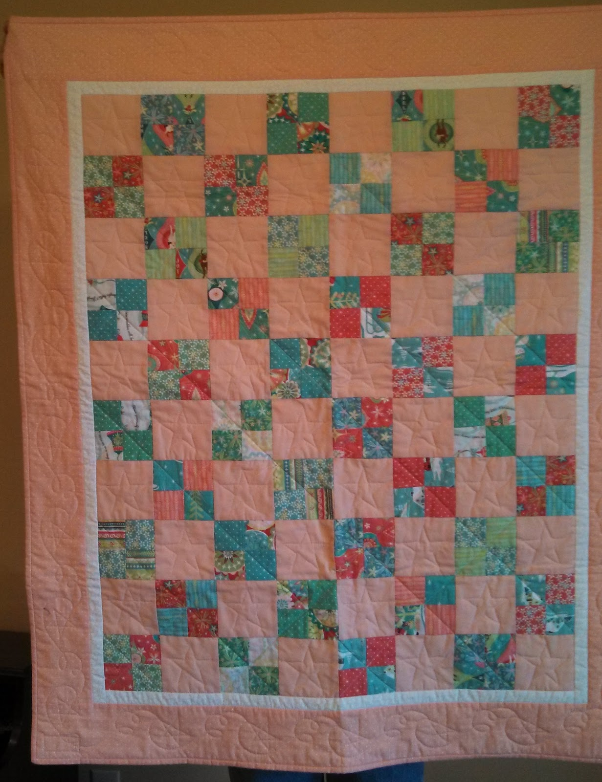 Quilts from the Bluffs: Project Linus December, 2012 Quilts
