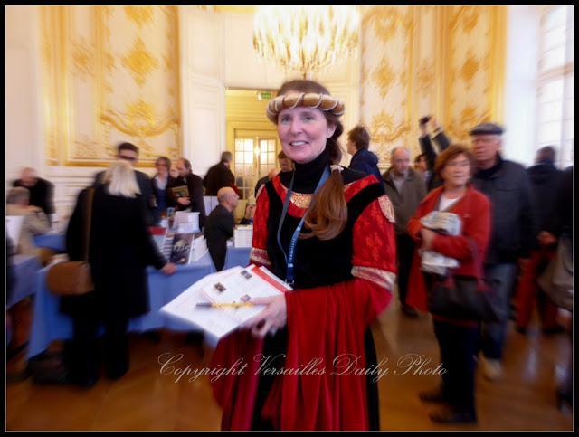 Salon Histoire de Lire Versailles 2015