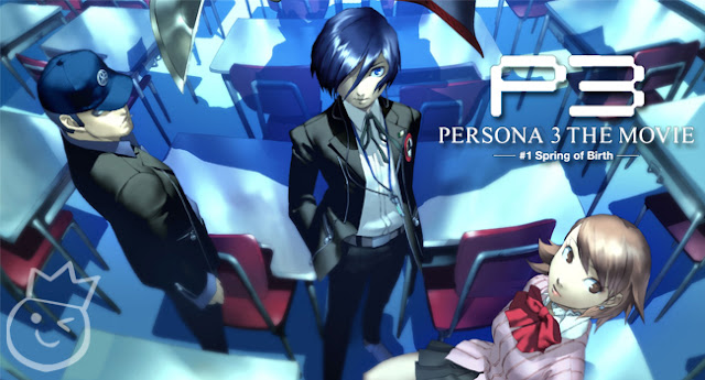 Persona 3 the Movie 1: Spring of Birth [1/1] [Pelicula] [MEGA] ~ Descarga Anime en HD Gratis