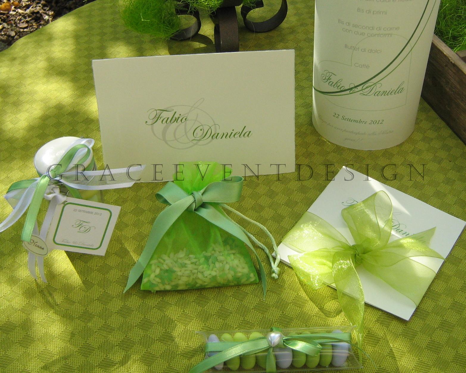 Matrimonio Tema Verde : Nozzeeventi bio ed eco chic tema verde per un matrimonio