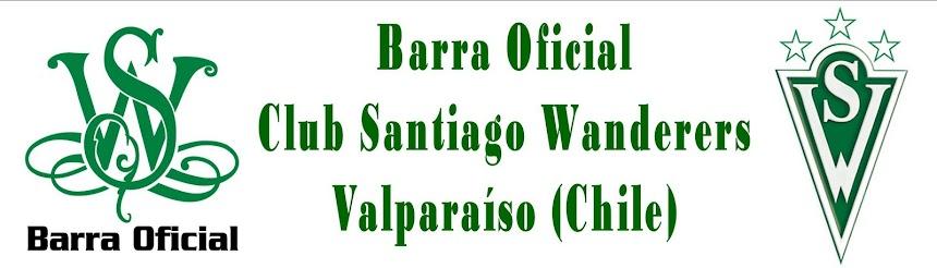 Barra Oficial Santiago Wanderers