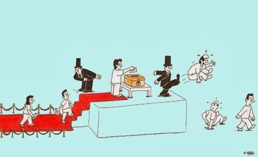 Los POLITICOS y las ELECCIONES