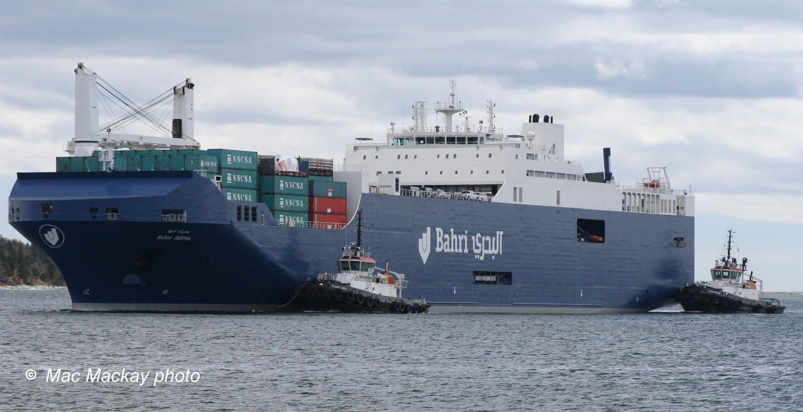 Shipfax Bahri Abha Brand New For Saudis
