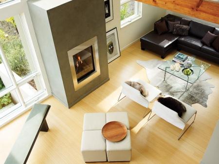 modern minimalist interiors gambar rumah