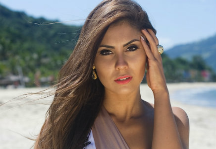 Miss Fernando de Noronha Tourism Queen International 2013 Tamara Almeida