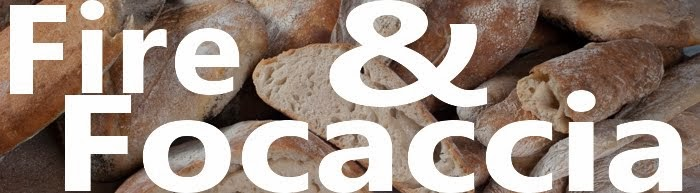 FireAndFocaccia - Food projects blog, wood fired ovens, baking, bread, recipes and eating out