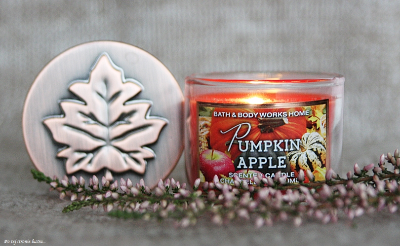 Zapach jesieni - Bath & Body Works Pumpkin Apple