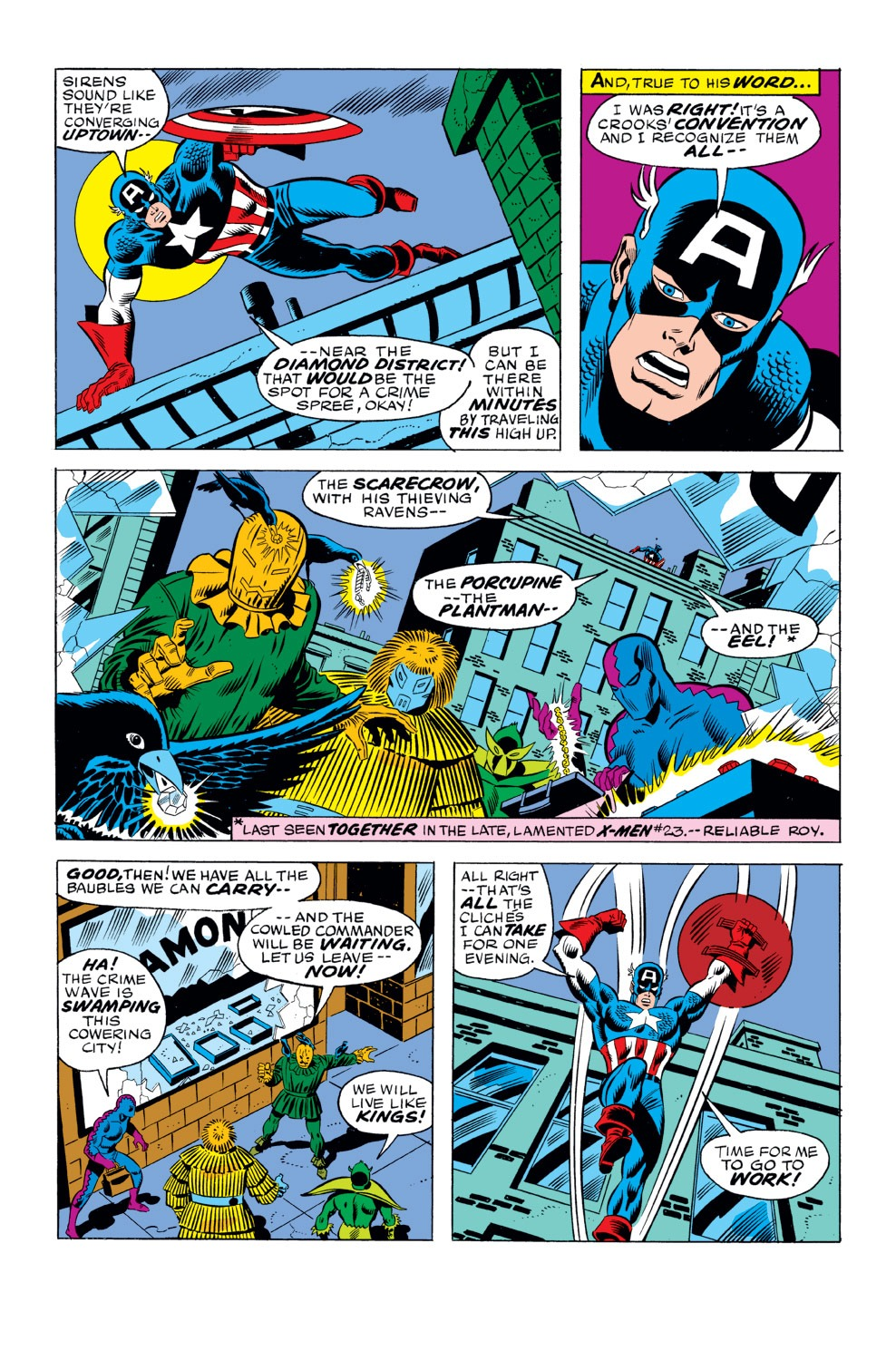 Captain America (1968) Issue #159 #73 - English 6