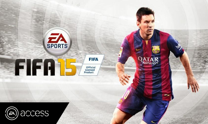 تحميل لعبة فيفا 2015, FIFA 15