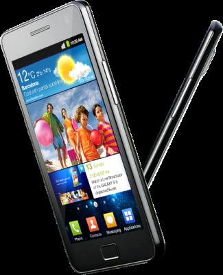 Samsung Galaxy S II Review pics