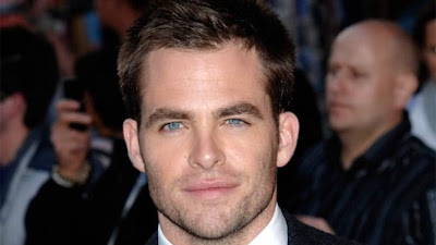 Entertainment, celebrities, gossip, Star Trek Into Darkness, Chris Pine, Dominique Piek
