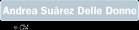 Andrea Suárez Delle Donne -CV-