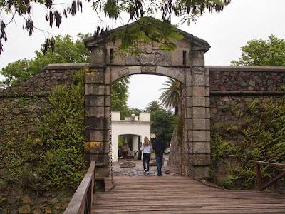 Entrada al casco histórico