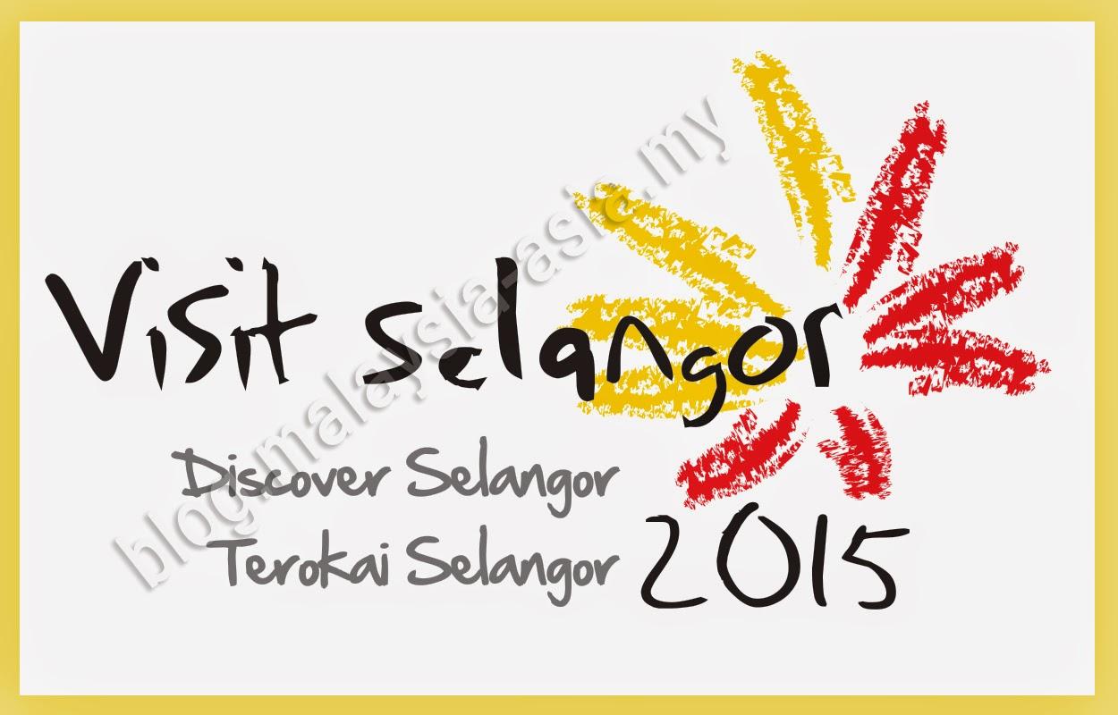 Visit Selangor Year 2015 Logo