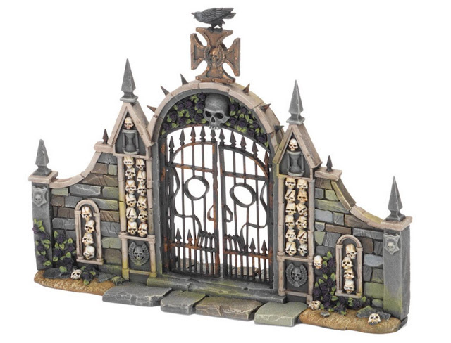 GW Vampire Counts scenery