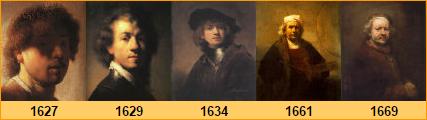 Rembrandt van Rijn Kimdir?
