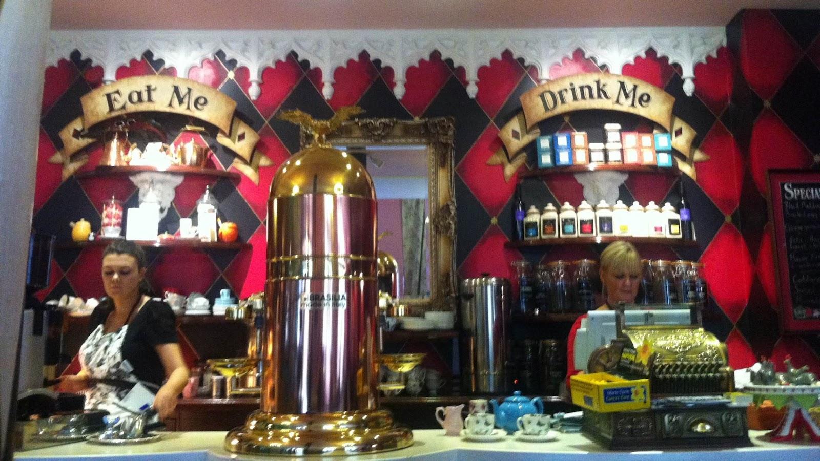 Alice Tea Room New York City