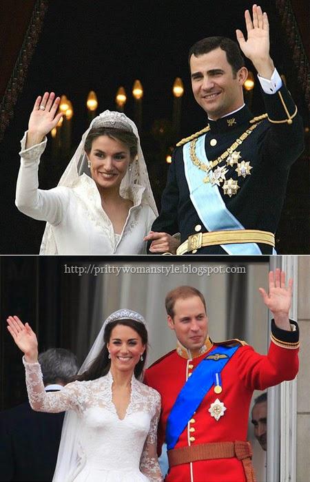 Кралските сватби на века