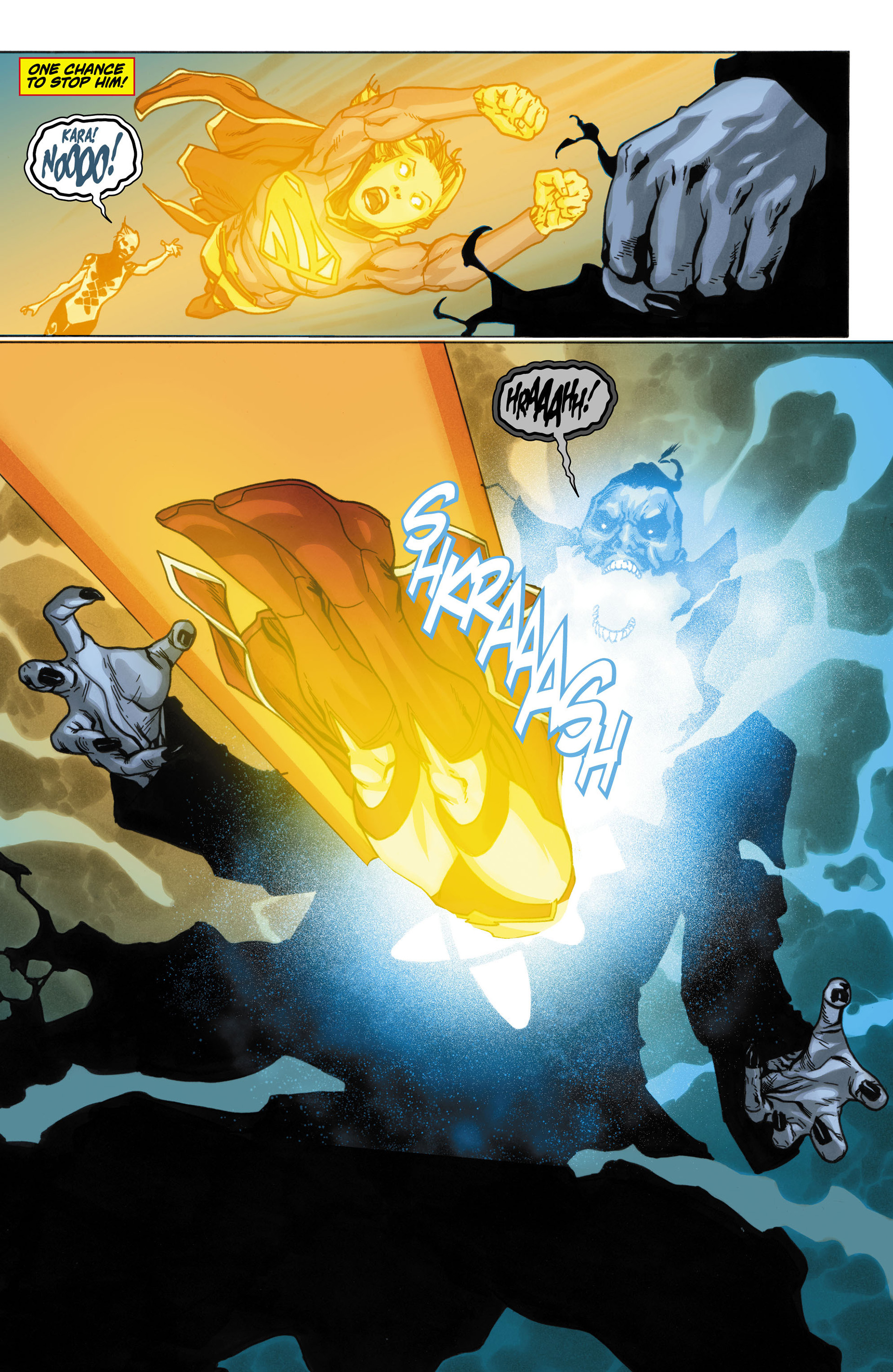 Supergirl (2011) Issue #9 #11 - English 20