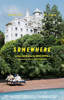 Cartel de la película Somewhere, de Sofia Coppola