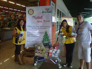 Resultado Campanha Natal Sem Fome