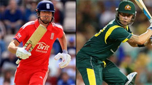 Australia Vs England 5th ODI