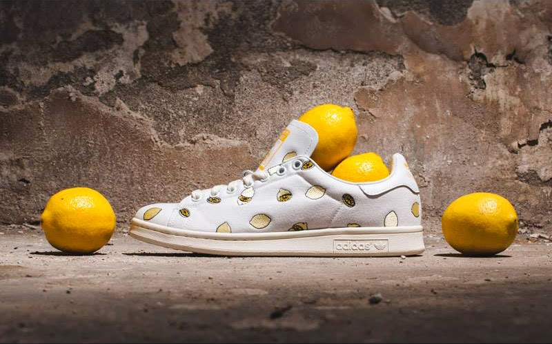 Adidas Stan Smith Lemon