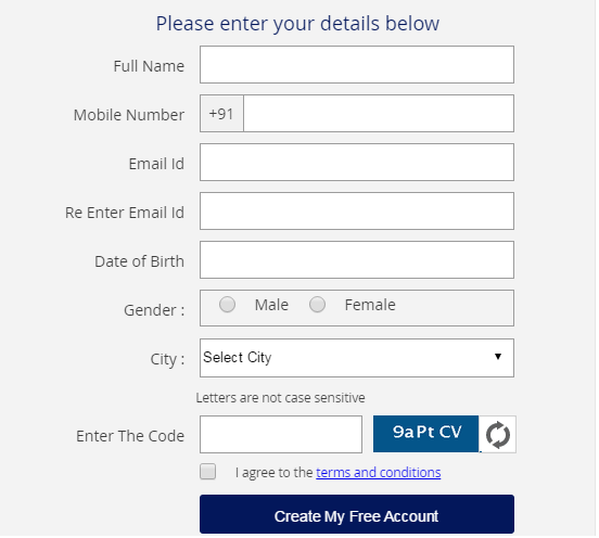 160by2.com Sign Up/Register, Create Account and Login