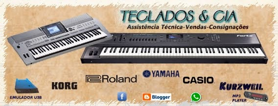 Teclados &  Cia