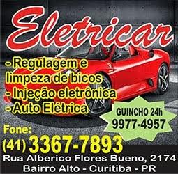 Apoiador do mês - Eletricar Curitiba