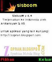 Sisboom v6.4 s60v2