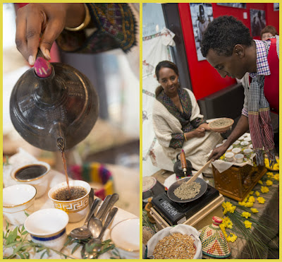 whether you lot are ordering an expresso from a crowded bar inwards Naples or sipping java from  Ethiopian Coffee Ceremony
