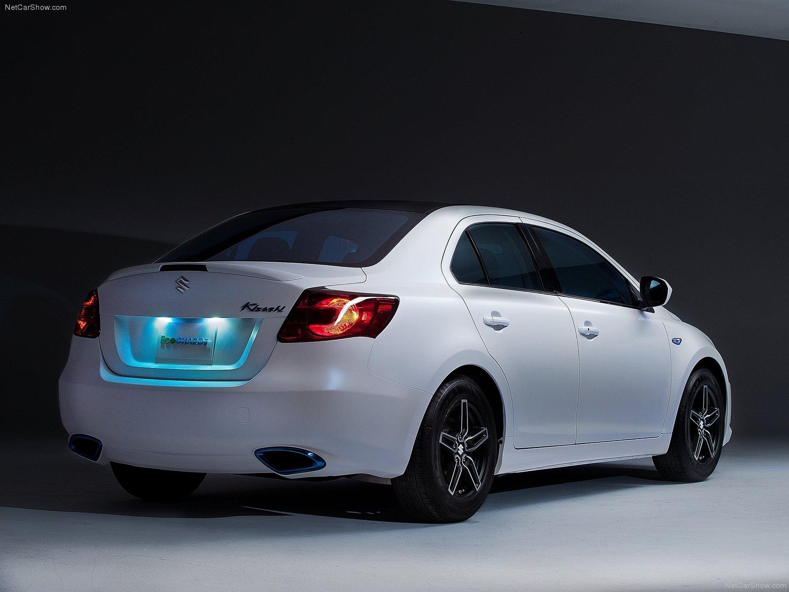 Hình ảnh xe ô tô Suzuki Kizashi EcoCharge Concept 2011 & nội ngoại thất
