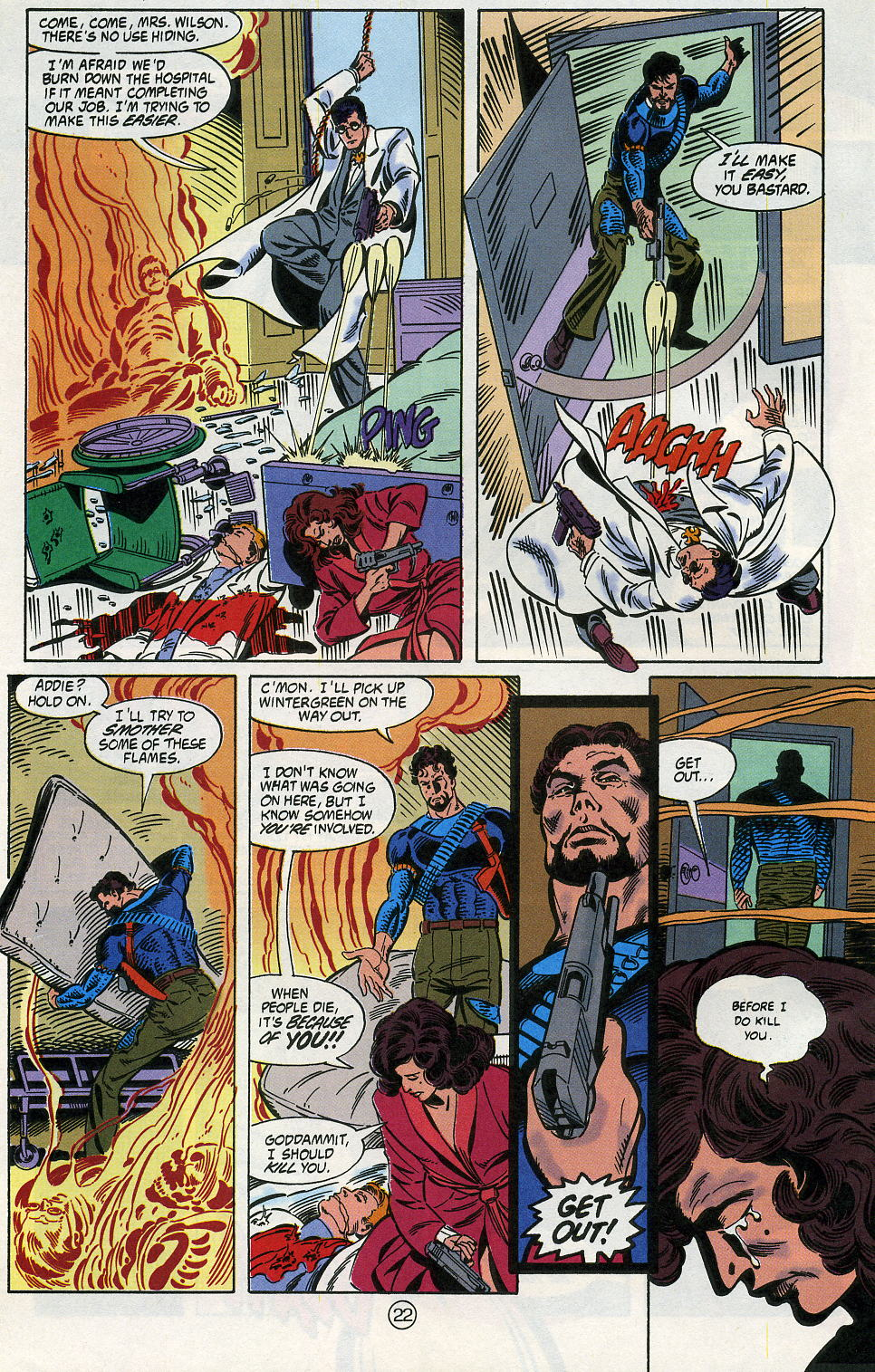 Deathstroke (1991) Issue #5 #10 - English 28