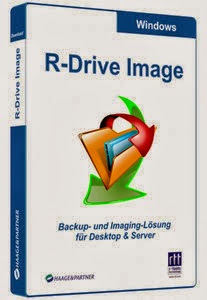 R-Drive Image 5.2 Build 5208 Boot CD Including Preactivated