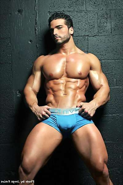 image of photos muscle men
