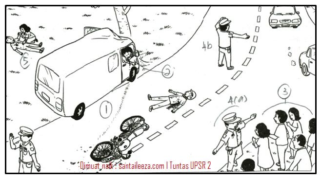Bina Ayat Gambar Kemalangan