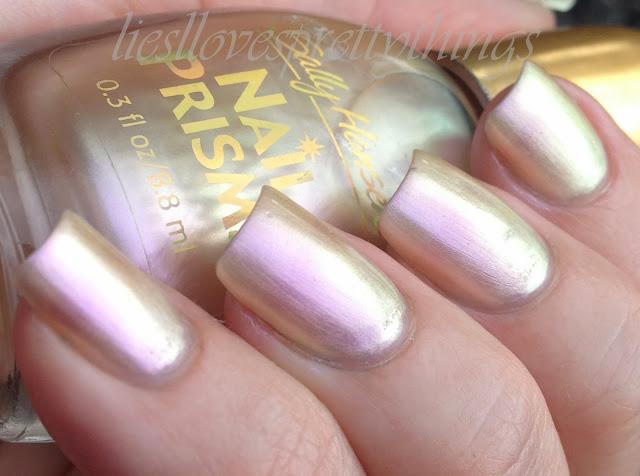 Sally Hansen Nail Prisms Pink Pearl