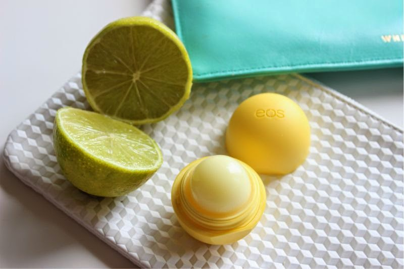 EOS Lemon Drop Lip Balm with SPF15
