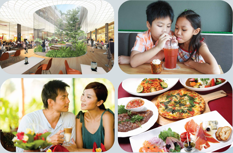 North Park Residences – A Perfect Combination of Urban Center and Oasis of Peace