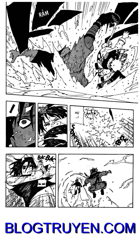 Naruto chap 229 Trang 5 - Mangak.info
