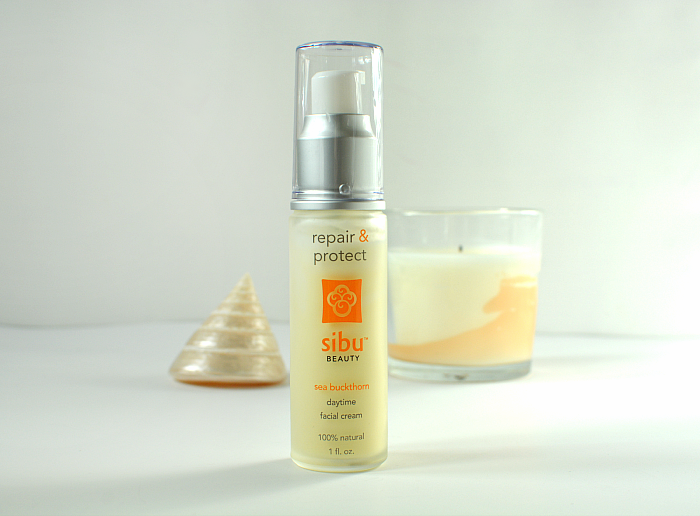 Sibu Beauty Sea Buckthorn Nourishing Facial Cream Review