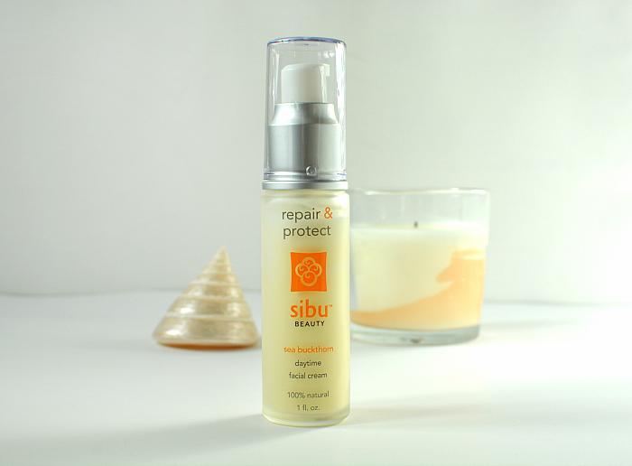 Sibu Beauty Sea Buckthorn Nourishing Facial Cream Review