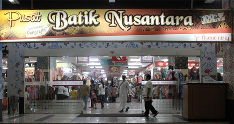 Ingat Batik, Ingat Thamrin City