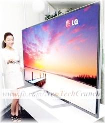 lg new UD 3d tv